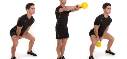 Shoulder Swing Step Exercise