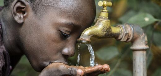 Drining water