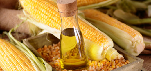 corn and oil for clooking