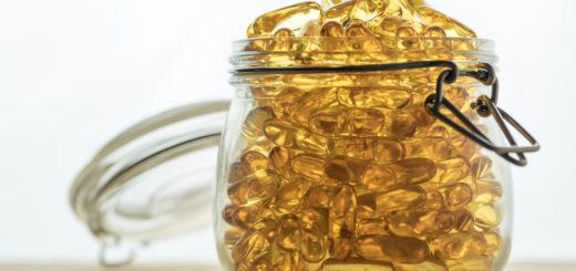 krill oil tablets