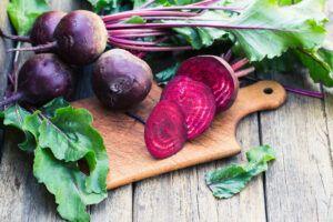 beet lower blood pressur food