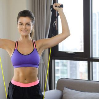 12 Ways To Workout Shoulders At Home Without Weights